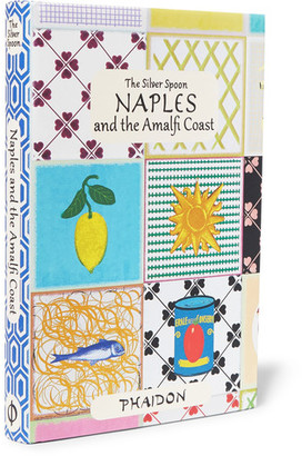 The Silver Spoon: Naples And The Amalfi Coast Hardcover Book