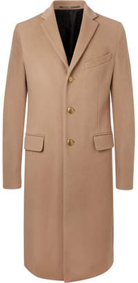 Givenchy Slim-Fit Wool and Cashmere-Blend Coat - Men - Camel