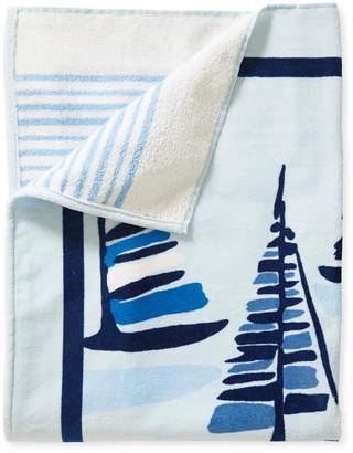 Serena & Lily Sailboat Beach Towel