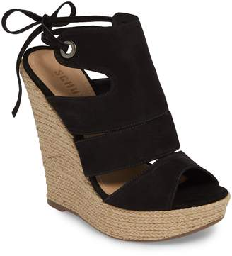 990c1c1b4b8 Schutz Platform Wedge Women s Sandals - ShopStyle