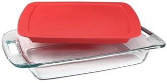 Pyrex Easy Grab 3 Quart Oblong Baking Dish