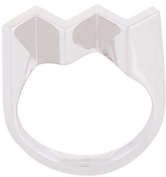 Mehem wavy ring