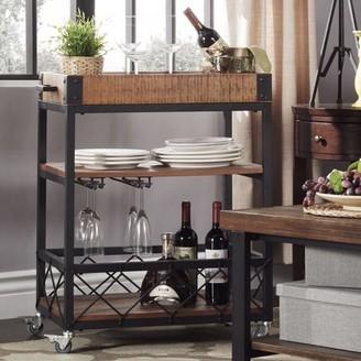 Clayton Weston Home Bar Cart