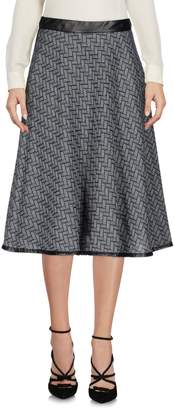 Paola Frani PF Knee length skirts - Item 35327843IG
