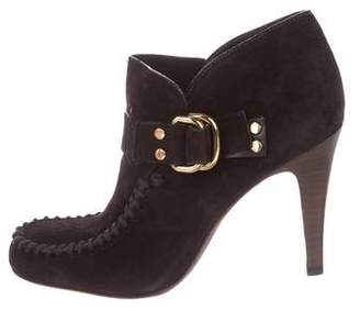 Tory Burch Belen Suede Booties
