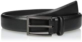 Michael Kors Men's Square Buckle Belt