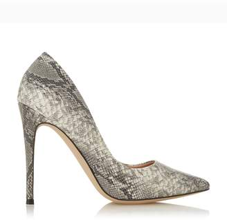 b5e60a7bb40 Dorothy Perkins Womens  Head Over Heels By Dune Grey  Aimees  High Heel  Court