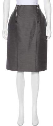 CNC Costume National Wool Pencil Skirt w/ Tags