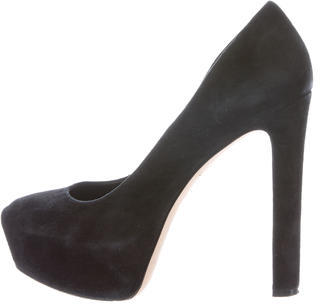 B Brian Atwood Savita Platform Pumps $85 thestylecure.com