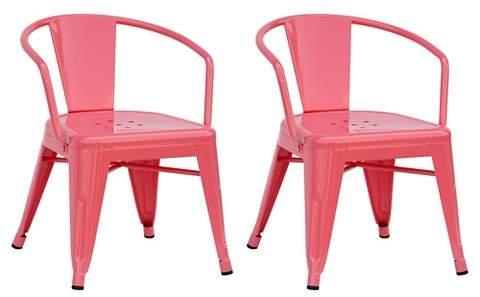 Pillowfort Industrial Kids Activity Chair (Set of 2) 5