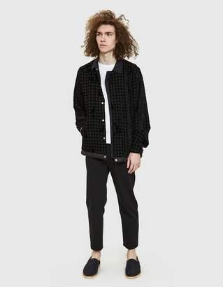Sacai Night Camo Print Jacket