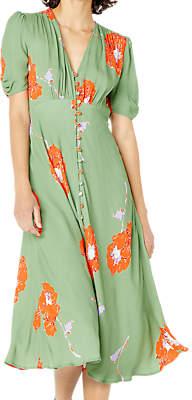 Flo Dress, Large Poppy