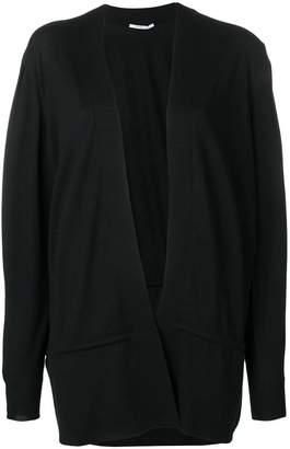 Agnona open front cardigan