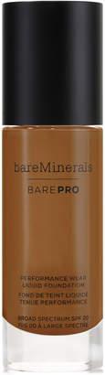 bareMinerals BarePro Performance Wear Liquid Foundation, 1 oz