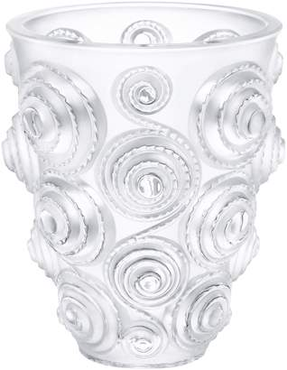 Lalique XXL Number Edition Spirales Vase
