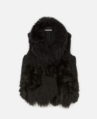 Stella McCartney Aurorar FUR FREE FUR Vest, Women's