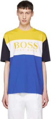 BOSS Multicolor Bold Logo T-Shirt