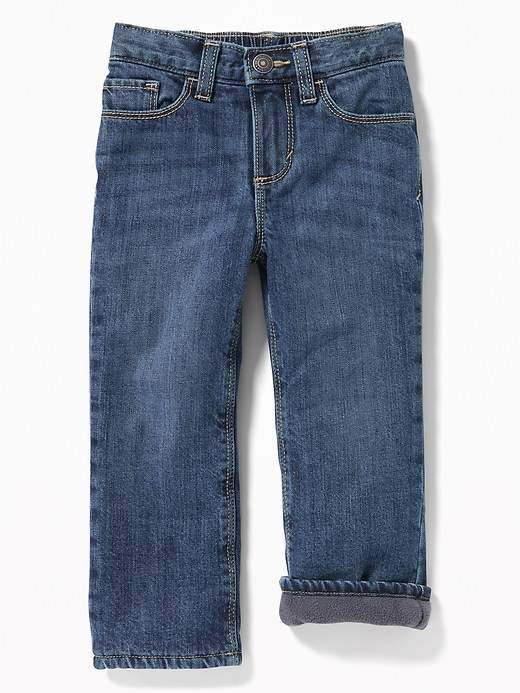 Performance Fleece-Lined Jeans for Toddler Boys