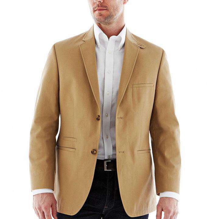 Haggar Cotton Twill Sport Coat