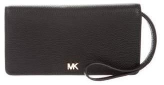 Michael Kors Leather Phone Case Wallet