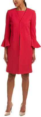 Tahari by Arthur S. Levine Tahari Asl 2Pc Jacket & Sheath Dress Set