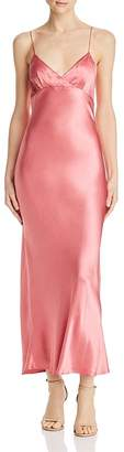 Bec & Bridge Vision of Love Satin Slip Dress