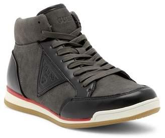 GUESS Elias Contrast Sneaker