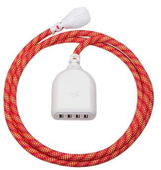 Habitat Braided USB Extension Cord
