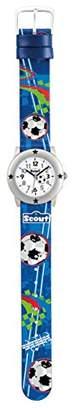 Scout Boys' Analogue Quartz Watch with PU Strap 280393003