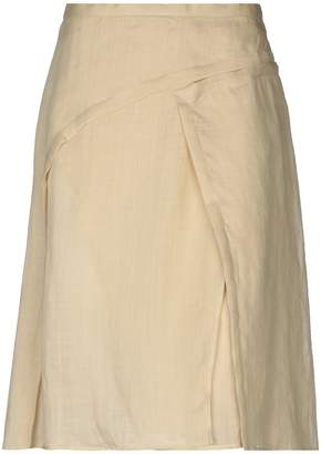 Cividini Knee length skirts