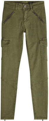AG Jeans Skinny Cotton Pants