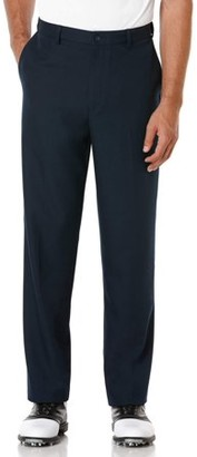 Hogan Ben Big Men's Golf Performance Flat Front Expandable Waistband Pant