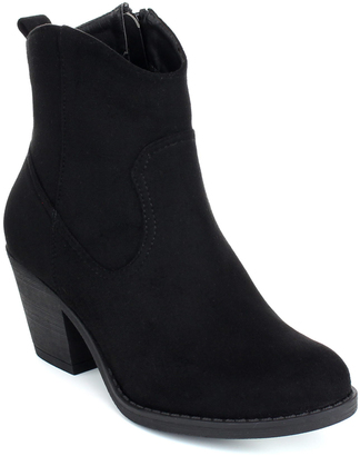 Black Cathy Boot $35.99 thestylecure.com