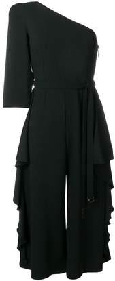 Elisabetta Franchi cropped jumpsuit