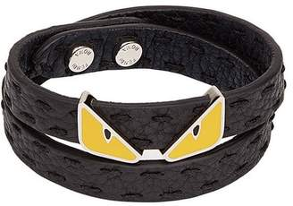 Fendi Bag Bugs wrap bracelet