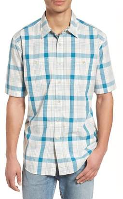 Pendleton Clear Lake Short Sleeve Woven Shirt