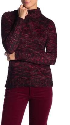 Joe Fresh Slub Turtleneck Sweater