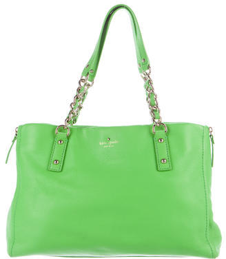 Kate Spade Kate Spade New York Pebbled Leather Tote