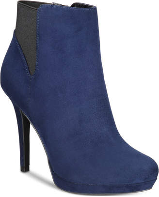 Thalia Sodi Briea Platform Ankle Booties, Women Shoes