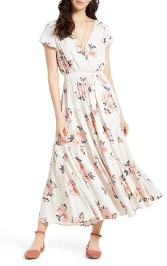 Women's Free People All I Got Maxi Dress