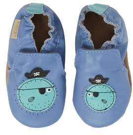 Robeez R) Blowfish Bob Crib Shoe