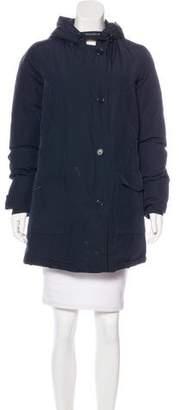 Woolrich Short Down Coat