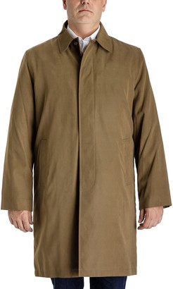 London Fog Tower By Men's Tower by Microfiber Rain Jacket