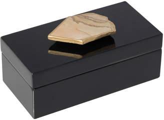 Mapleton Drive Medium Lacquer Box with Slab