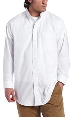 Cutter & Buck Men's Big-Tall Long Sleeve Epic Easy Care Nailshead Shirt