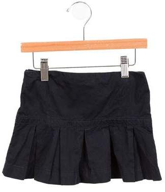 Marni Junior Girls' Pleated A-Line Skirt