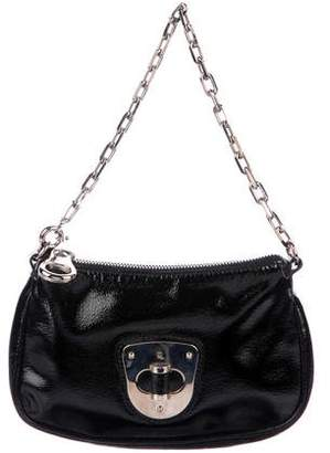 Jimmy Choo Patent Leather Handle Bags