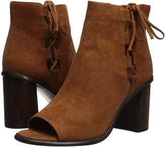at Zappos Frye Amy Side Ghillie Women's Shoes