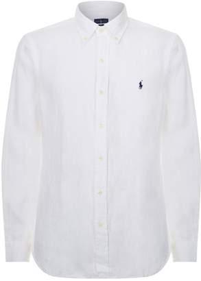 Polo Ralph Lauren Slim Fit Linen Shirt