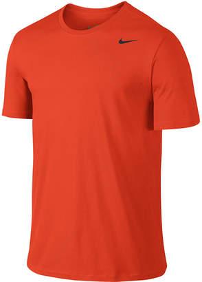 Nike Men Dri-Fit Cotton Crew Neck T-Shirt